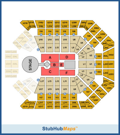 2 iHeartRadio Music Festival Tickets Saturday 9/20 MGM Grand Las Vegas - Lowers