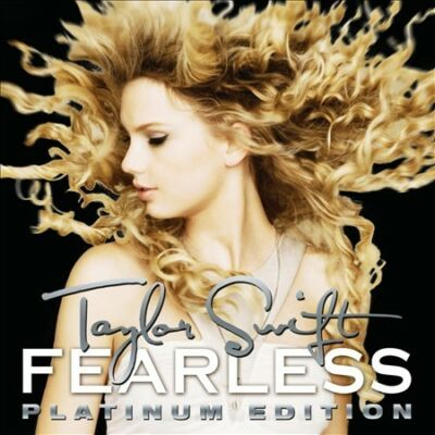 Fearless (Platinum Edition, CD & DVD) - Taylor Swift - Audio CD - Very Good Cond