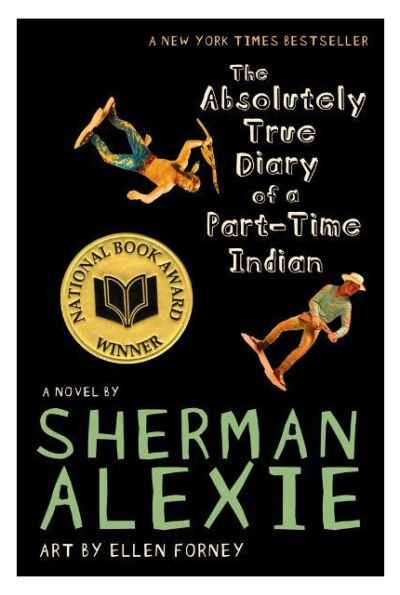 The Absolutely True Diary of a Part-Time Indian, Sherman Alexie, Good Book