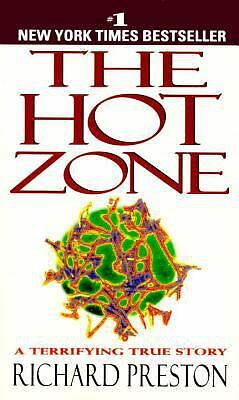 The Hot Zone: A Terrifying True Story, Preston, Richard, Good Book