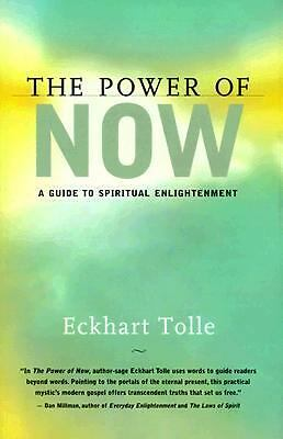 The Power of Now: A Guide to Spiritual Enlightenment,Eckhart Tolle,  Good Book
