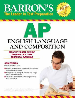 Barron's AP English Language and Composition, 4th Edition (Barron's AP English L