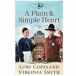 A Plain and Simple Heart (The Amish of Apple Grove),Smith, Virginia, Copeland, L