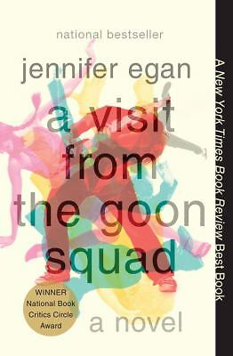 A Visit from the Goon Squad - Jennifer Egan - Good Condition