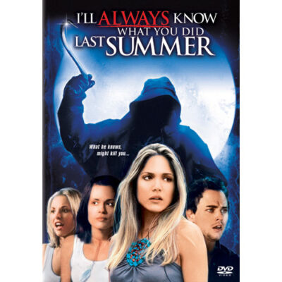 I'll Always Know What You Did Last Summer (DVD, 2006) BRAND NEW SEALED