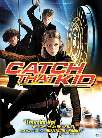 Catch That Kid (DVD, 2004, Widescreen & Full-Screen) BRAND NEW SEALED