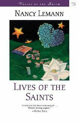 Lives of the Saints (Voices of the South),Lemann, Nancy,  Good Book