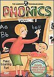 Learning Treehouse: Phonics, Vol. 1, Very Good DVD, None, Peter Jackson