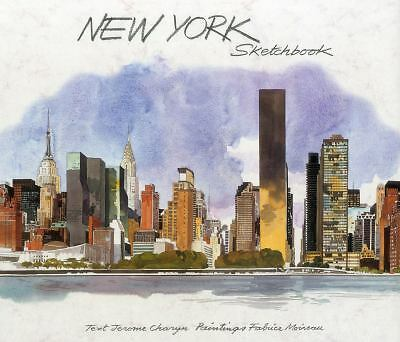 New York Sketchbook (Sketchbooks), Charyn , Jerome, Good Book