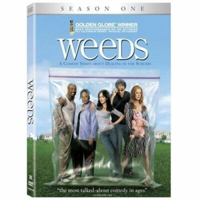 Weeds - Season 1 (DVD, 2006) Mary- Louise Parker BRAND NEW