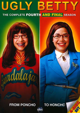 Ugly Betty: The Complete Fourth and Final Season, Very Good DVD, Marc Indelicato