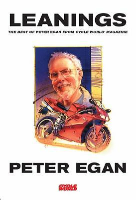 Leanings: The Best of Peter Egan from Cycle World Magazine, Egan, Peter, Accepta