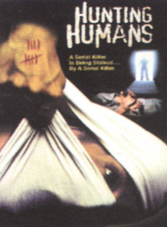 Hunting Humans (DVD, 2003) Rick Ganz