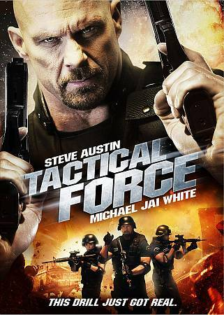 Tactical Force (DVD, 2011) Steve Austin BRAND NEW WS