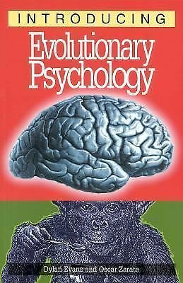 Introducing Evolutionary Psychology - Evans, Dylan - Good Condition