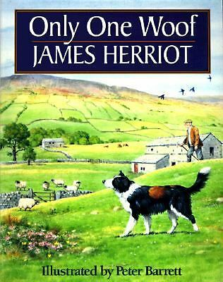 Only One Woof, Herriot, James, Acceptable Book