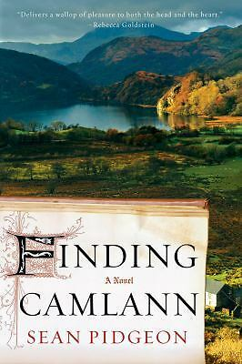 Finding Camlann: A Novel, Pidgeon, Sean, Acceptable Book