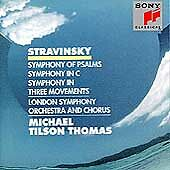 Symphony of Psalms / Symphony in C, Stravinsky, I., Good