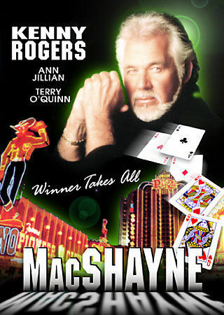 MacShayne: Winner Takes All, Very Good DVD, Kenny Rogers, Ann Jillian, E.W. Swac