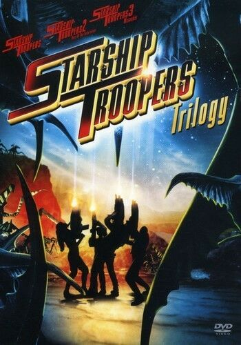 Starship Troopers Trilogy (Starship Troopers / Starship Troopers 2: Hero of the