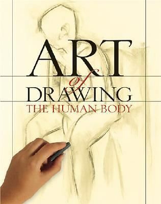 Art of Drawing the Human Body, Sterling Publishing Co., Inc., Good Book