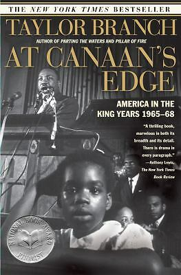 At Canaan's Edge: America in the King Years, 1965-68 - Taylor Branch - Good Cond
