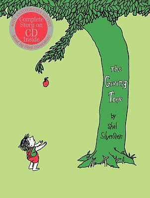 The Giving Tree with CD, Silverstein, Shel, New Book