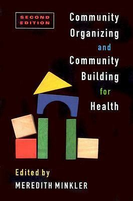Community Organizing and Community Building for Health -  - Good Condition