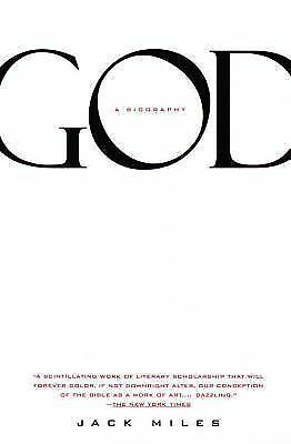 God: A Biography - Jack Miles - Good Condition