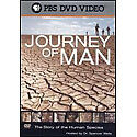 Journey of Man- DVD - Very Good Condition - Dr. Spencer Wells, Clive Maltby