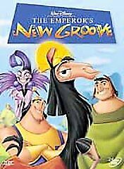 The Emperor's New Groove- DVD - New Condition - David Spade, John Goodman, Earth