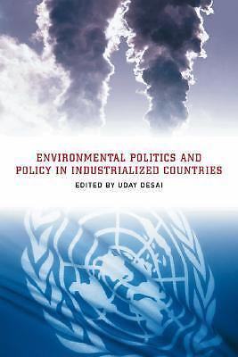 Environmental Politics and Policy in Industrialized Countries (American and Comp