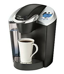 Keurig K65 Special Edition 1 Cups Brewing System - Black/Silver
