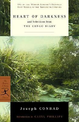 Heart of Darkness & Selections from The Congo Diary,Conrad, Joseph,  Good Book