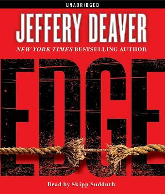 Edge: A Novel, Deaver, Jeffery, Good Book