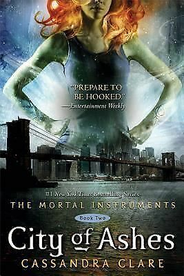 City of Ashes (Mortal Instruments),Cassandra Clare,  Good Book