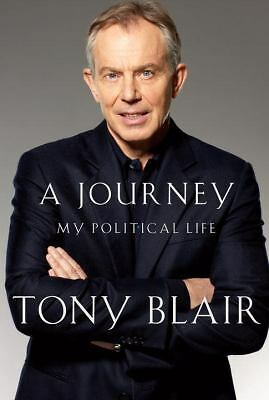 A Journey: My Political Life - Blair, Tony - Very Good Condition