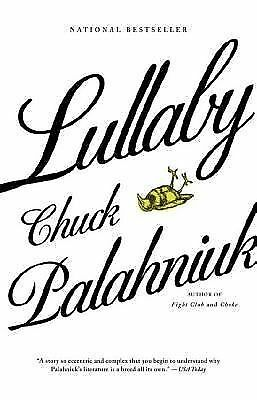 Lullaby - Chuck Palahniuk - Good Condition