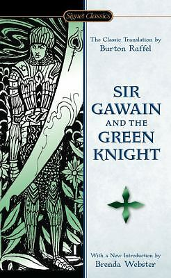 Sir Gawain and the Green Knight (Signet Classics),,  Acceptable  Book