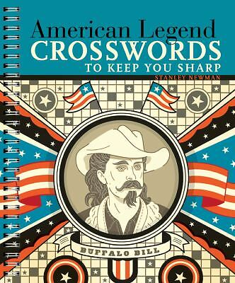 American Legend Crosswords to Keep You Sharp,Newman, Stanley,  Good Book