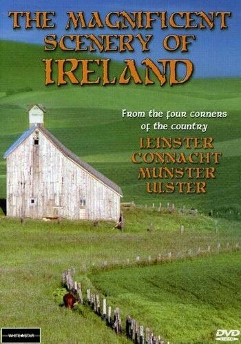 The Magnificent Scenery of Ireland, Very Good DVD, ,