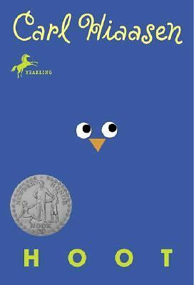 Hoot - Carl Hiaasen - New Condition