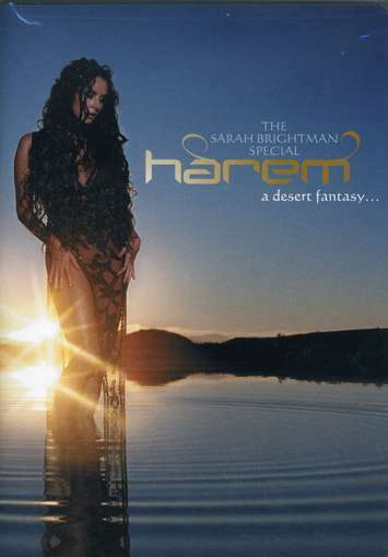 Sarah Brightman - Harem Desert Fantasy, Very Good DVD, Sarah Brightman,