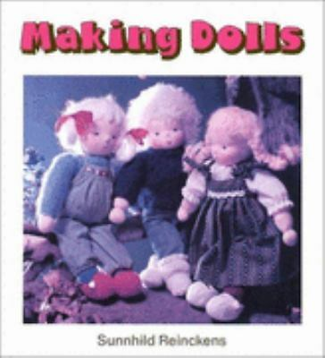 Making Dolls, Sunnhild Reinckens, Good Book