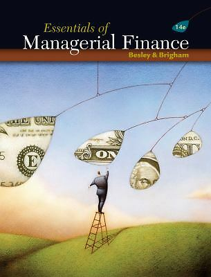 Essentials of Managerial Finance (Book Only), Brigham, Eugene F., Besley, Scott,