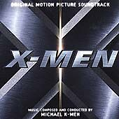 X-Men: Original Motion Picture Soundtrack, , Good Soundtrack
