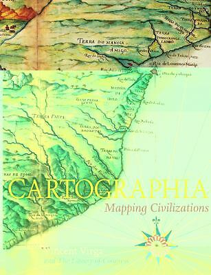 Cartographia: Mapping Civilizations, Vincent Virga, Library of Congress, Good Bo