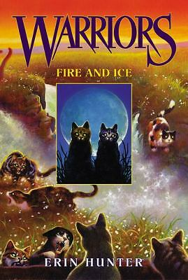 Fire and Ice (Warriors, Book 2),Hunter, Erin,  Good Book