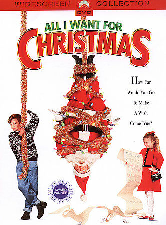 All I Want For Christmas, Very Good DVD, ,