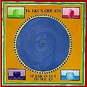 Speaking in Tongues, Talking Heads, Very Good CD